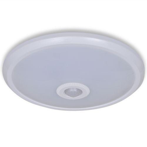LED Deckenlampe mit Bewegungsmelder Deckenleuchte Wandlampe Flurleuchte 12W #Ssparen25.com , sparen25.de , sparen25.info