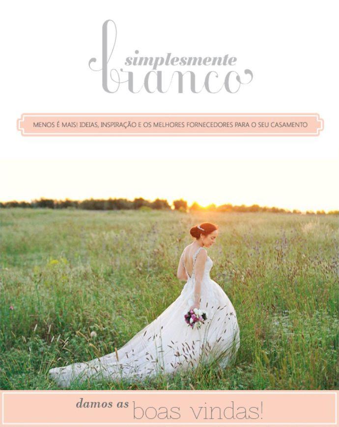 fornecedor selecionado Simplesmente Branco - Foto de Sonho fotografia de Casamento