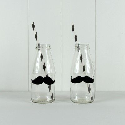Moustache Vinyl Decals http://missmouseboutique.co.nz/shop/black-tie/moustache-vinyl-decals/