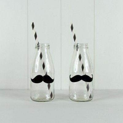 Moustache Vinyl Decals http://missmouseboutique.co.nz/shop/black-tie/moustache-vinyl-decals/