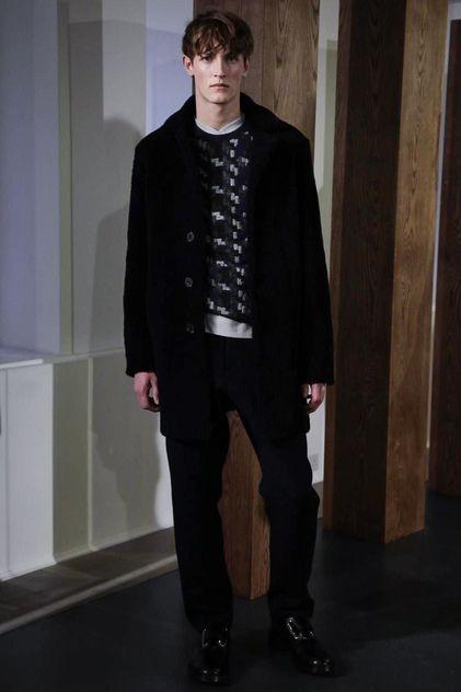 Nicole Farhi Menswear Fall Winter 2014 London - NOWFASHION