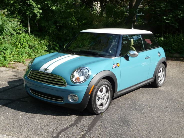 18 best MINI Cooper  Shades of Blue images on Pinterest  Mini