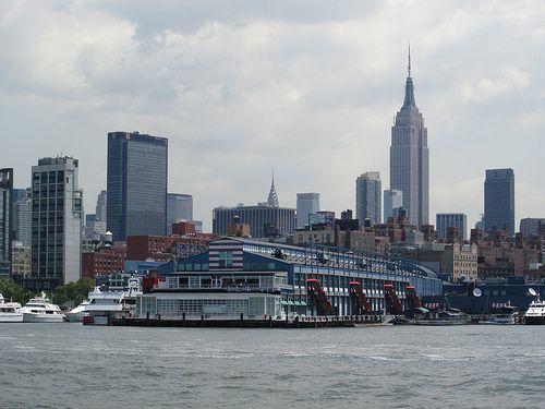 Chelsea Piers, NYC. Nueva York