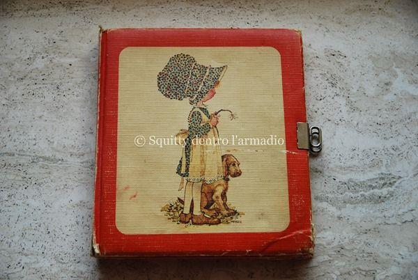 L'album dei ricordi ... quello con il lucchetto.