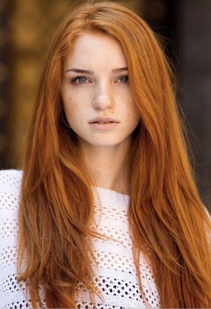 Cute teen redhead french thu