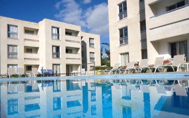 Cypr - Daphne Hotel Apartaments A`class