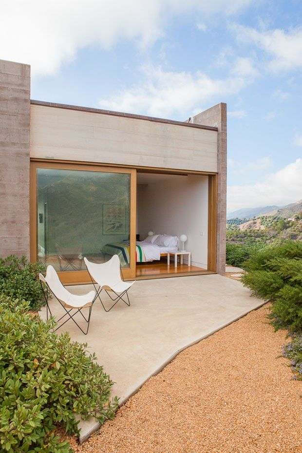 Best Paisagismo Images On Pinterest Landscaping Architecture - Bn house perfect space for relaxation surrounded by exotic landscape madrid spain