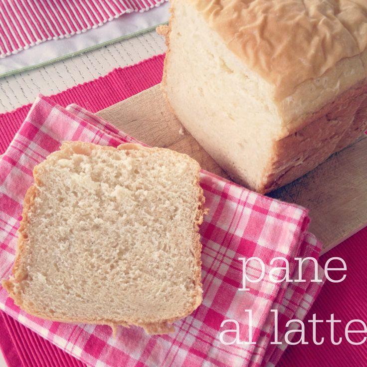 Pane al latte