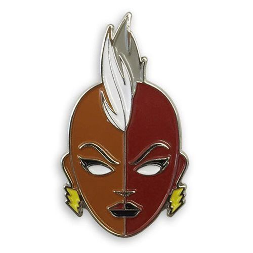 Mondo Marvel X-Men Mohawk Storm Enamel Pin