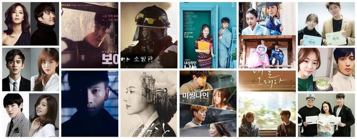 Upcoming: Os 14 doramas mais aguardados de 2017  #kdrama #dorama #kdramas #doramas #koreandrama #korean #drama #dramas #asiandramas #asiansoapopera #soapopera #soap #opera #asian #novela #kdramas2017 #2017 #nakedfireman #perfectwife #fatherisstrange #mantoman #Rebel:ThiefWhoStolethePeople #Saimdang #voice #Ruler:MasteroftheMask #Defendant #ThePackage #MySassyGirl #sensitiveboss #myshyboss #missing9 #tomorrowwithyou