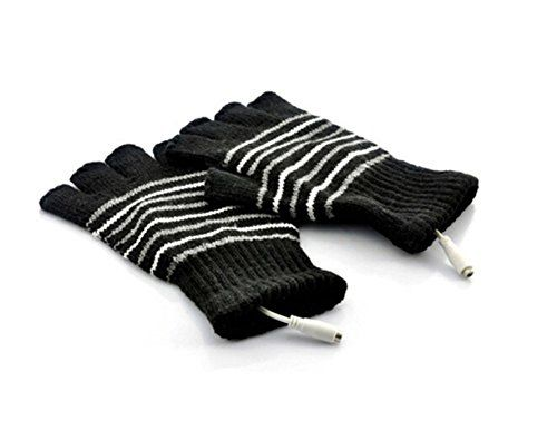 My fingers and hands seem to be affected most and even after getting indoors it takes a while to regain function. I got a pair of these heated gloves for $10 (cheaper with slower delivery) from Amazon and I am impressed, I was even able to touch cold things outdoors. I use them with a 10,000 mAh power bank. I may put the heat element in a leather wheelchair glove in the future.  1 Pair(2PCS) Winter Stripe Patte