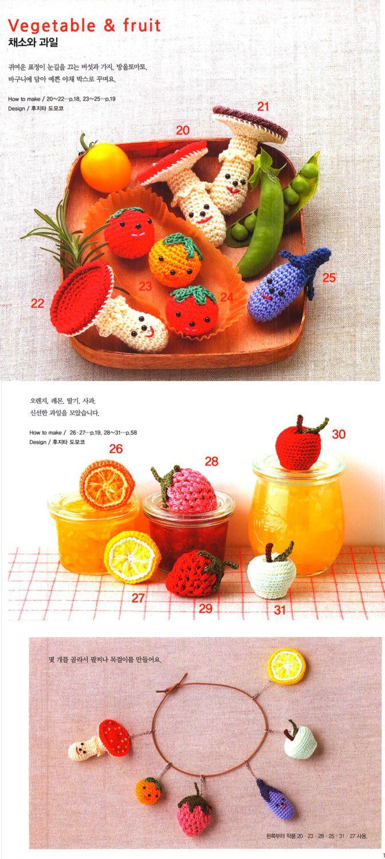 Miniature Crochet Patterns 100   Craft Book