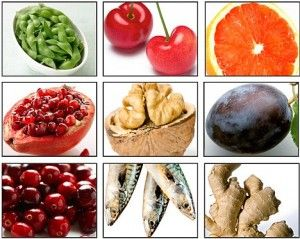 Anti-inflammatory foods for boosting fertility and for a healthier pregnancy...