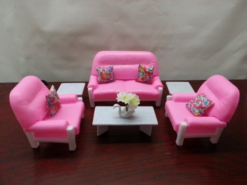 207 best Barbie Furniture images on Pinterest | Barbie furniture ...