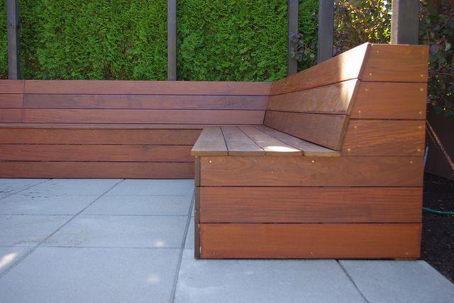 kerasiotis residence built in seating | a custom built in ip… | Flickr