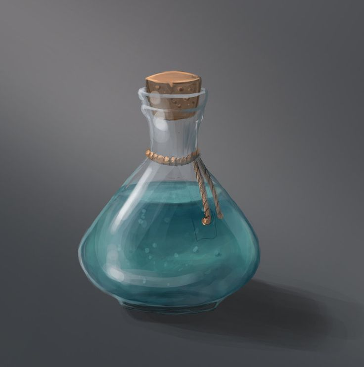 healing potion by sailorangi.deviantart.com on @deviantART