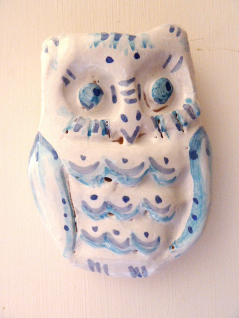 Emiliano il gufetto. Emily the little owl di LabLiu su Etsy, €12.00