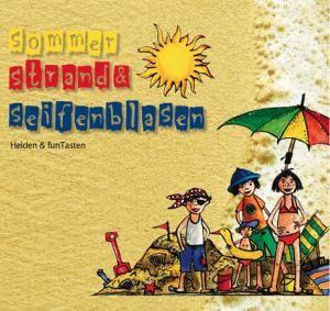 Johannes Klehr: Sommer, Strand und Seifenblasen - CD mit Kinder- und Ferienliedern  interaktive Lernkontrolle