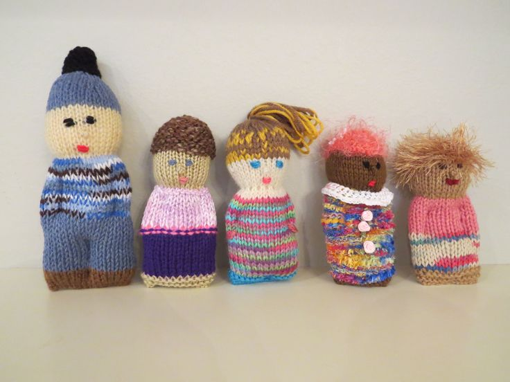 38 best images about Operation Christmas Child Knit or Crochet dolls, etc. on...