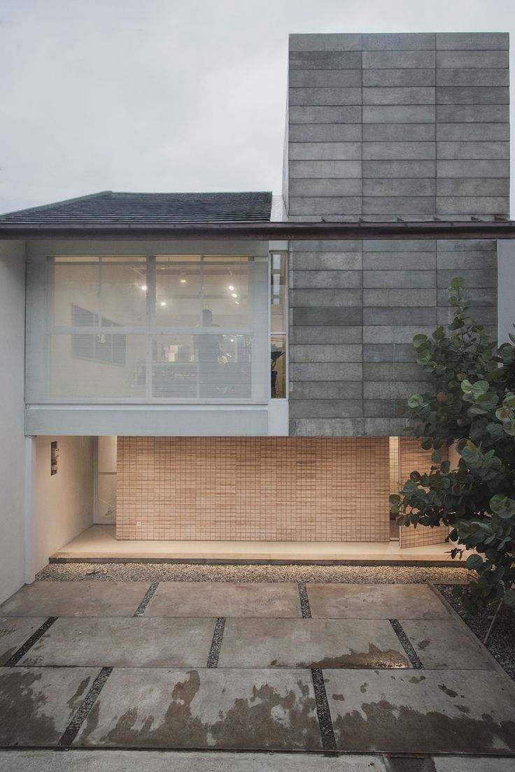 Completed in 2016 in Bandung, IndonesiaSarimanah Office is a renovation project converting a house to a design studio. Layout of the office space is made to be like the layout of a house,...