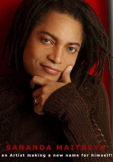 ♥♥always loved him... Terence Trent D'Arby - Terence Trent D'Arby now known as Sananda Maitreya