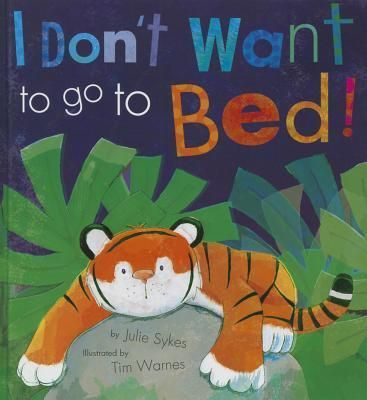 Little-Tiger-doesnt-like-to-go-to-bed-Every-night-Mommy-Tiger-calls-Bedtime-But-every-night-Little-Tiger-refuses-Finally-Mommy-Tiger-has-had-enough-All-right-she-says-one-night-You-can-stay-up-all-night-long-So-Little-Tiger-sets-off-into-the-woods-by-himself-He-sees-his-friends-getting-ready-for-bed-but-hes-still-not-ready-to-settle-down-Then-he-meets-Bush-Baby-who-helps-him-realize-that-home-is-where-he-needs-to-be