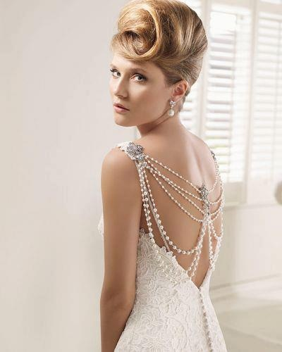 73 Best Pearl Wedding Dresses Images On Pinterest