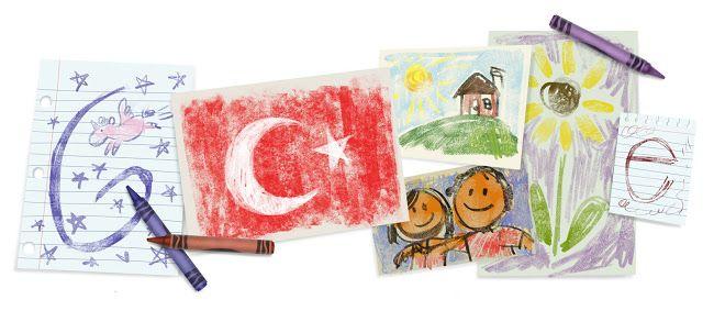 Children's Day 2014 - Turkey Apr 23, 2014