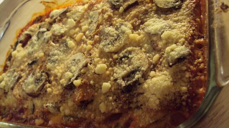 Family Recipe Manicotti