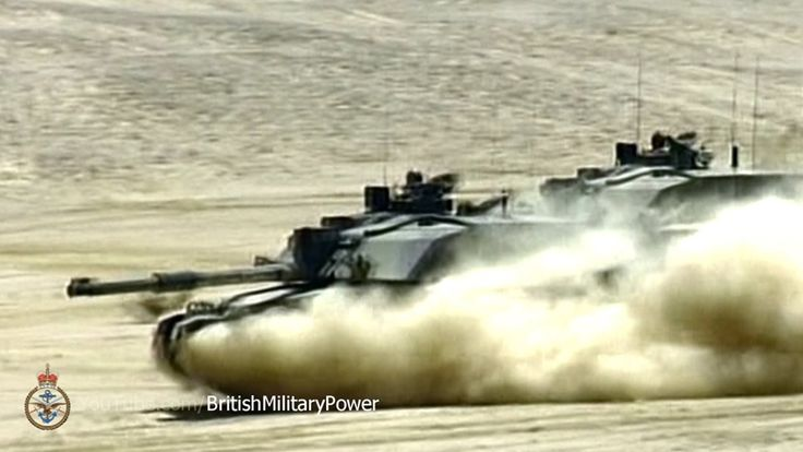 Challenger 2 Tribute | British Army | HD