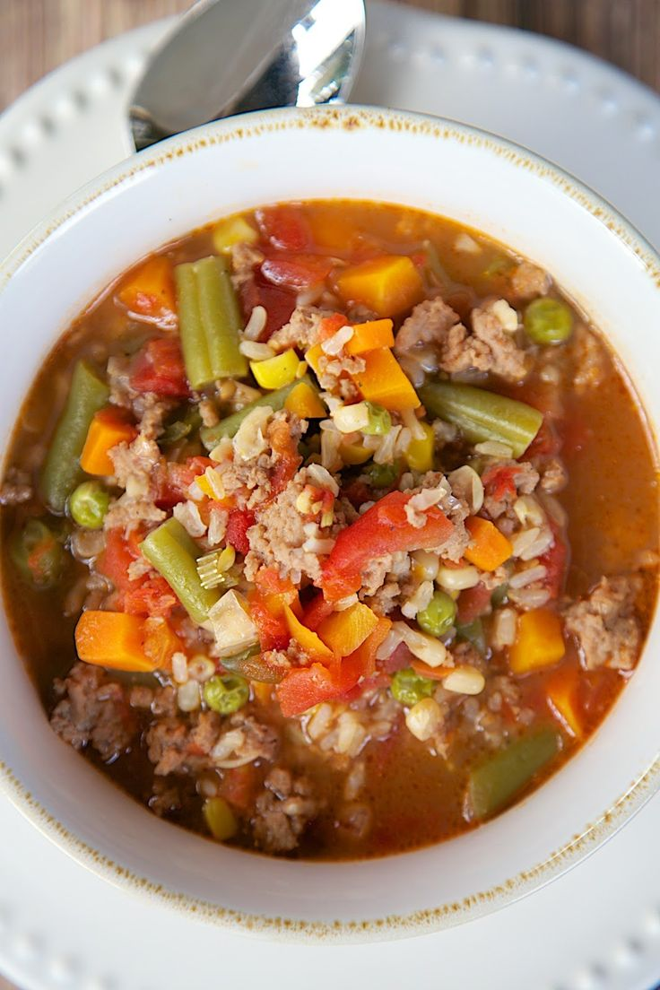This is begging for a crusty loaf of French bread to be dipped into it. Get the recipe from Plain Chicken.   - Delish.com