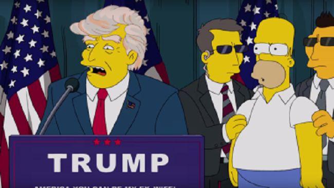 Los Simpsons lanzan clip de los 100 días de Donald Trump - http://www.notimundo.com.mx/espectaculos/simpsons-dias-donald-trump/