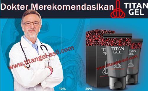 Dokter Telah Merekomendasikan Titan gel