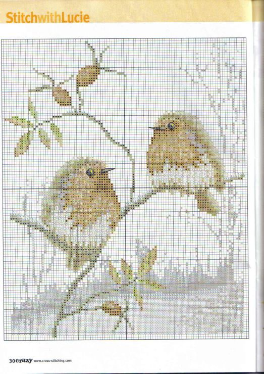 Gallery.ru / Фото #13 - Cross Stitch Crazy 080 декабрь 2005 - tymannost