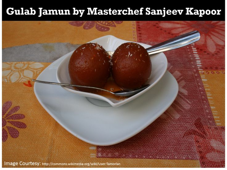 Learn how to cook Gulab Jamnu from the most famous chef Sanjeev Kapoor http://www.authorstream.com/Presentation/sanjeevk1-1866384-20130506-recipe-presentation-gulab-jamun/ || #IndianCuisine  #Indianrecipe