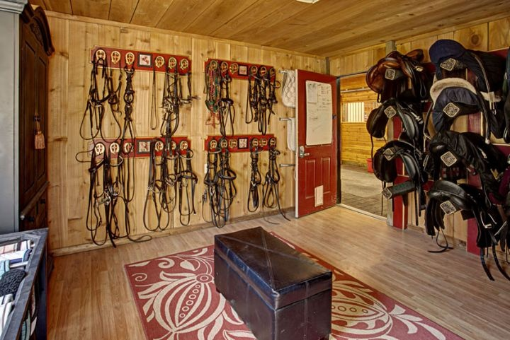 Tack Room Dream Barns Pinterest