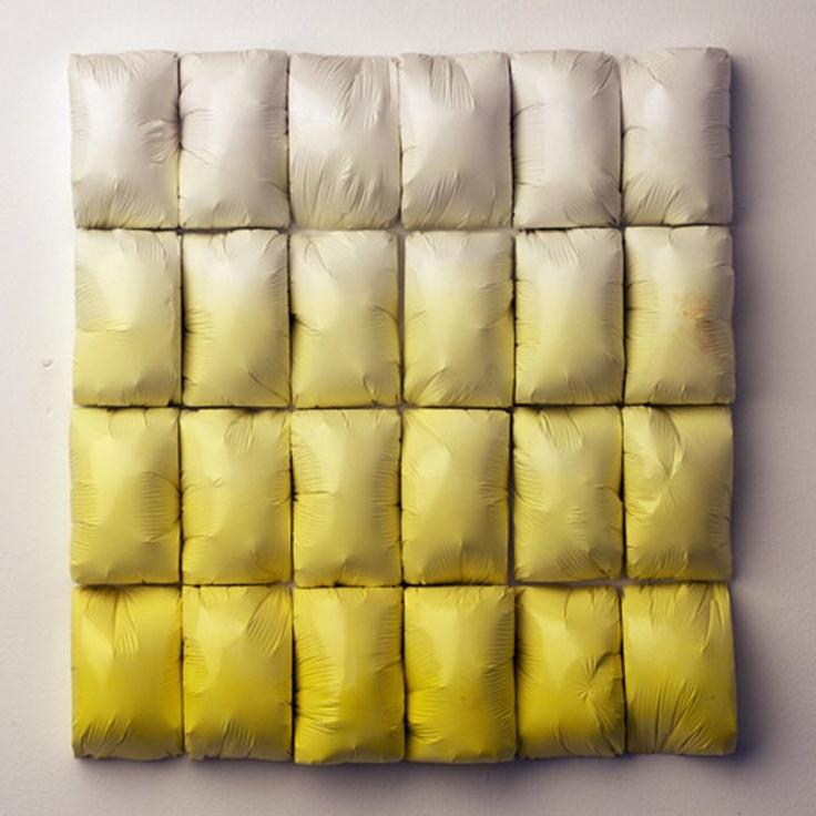 JE;SU: Plastic Pillows by Susan Dwyer