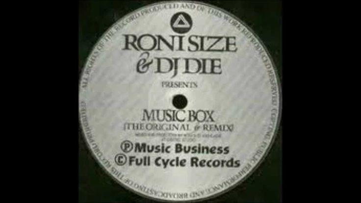 Roni Size & Die - Music Box