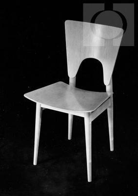 Żwinis Maciej  krzesło typ 298 1957