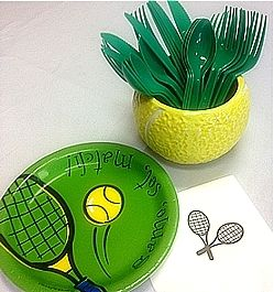 Tennis Party Time