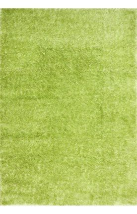 green shag rug - maybe for the guest room?