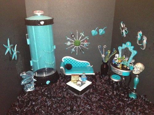 79 Best Monster High Lagoona Blue Images On Pinterest