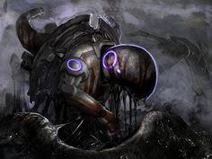 rusted sentinel mtg art - Google Search