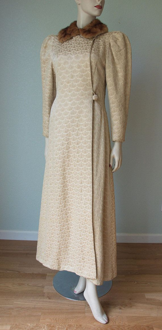 Full Length Antique Dresses