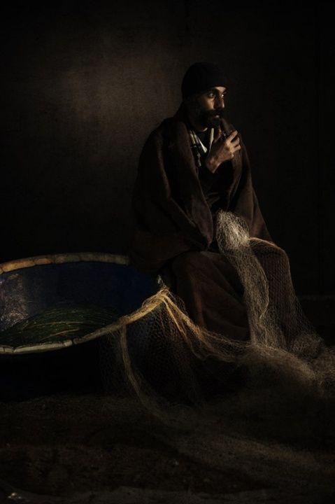Fisehrman without boat / GAZA