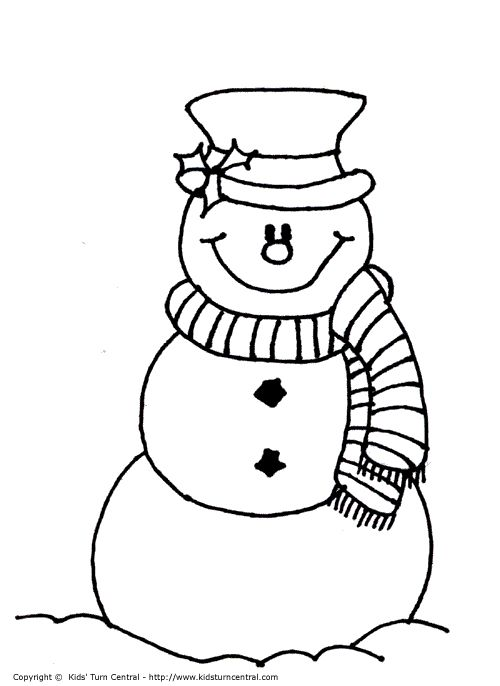 the 25+ best snowman coloring pages ideas on pinterest | printable ... - Abominable Snowman Coloring Pages