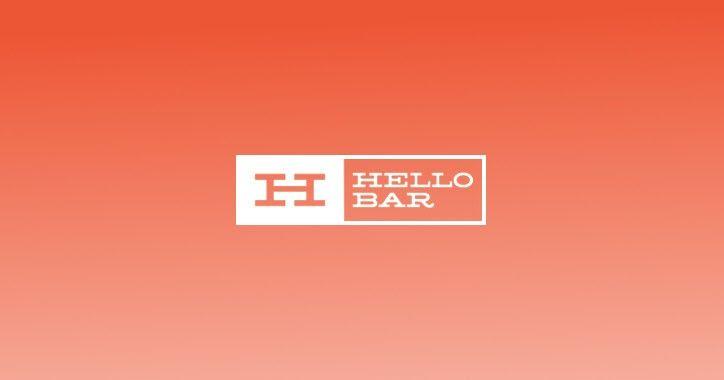 HelloBar est un très bon outil pour créer des Pop Up pour sont #blog, c'est simple et je vous explique même comment l'installer !  Créer des #PopUp avec lien cliquable, des like box Facebook et plus encore...  Plus d'infos sur mon blog...