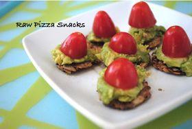 Veggie Kids: 4 Easy Raw Food Recipes