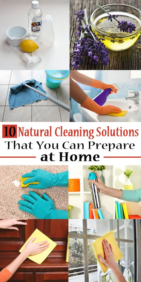 Say NO to the chemical cleaning products that are highly toxic to the body! Try these homemade cleaning solutions, made with ingredients found in any house!