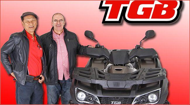 TGB: In Frankreich übernimmt Delta Mics den Import In Deutschland werden die Fahrzeuge des taiwanesischen Herstellers über Hans Leeb importiert; In Frankreich übernimmt Delta Mics den Import von TGB http://www.atv-quad-magazin.com/aktuell/tgb-in-frankreich-uebernimmt-delta-mics-den-import #import #handel #tgb #deltamics #atvquadmagazin